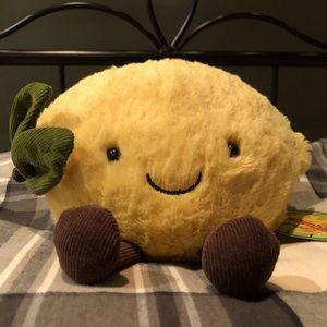 Jellycat Amuseable Lemon plush toy